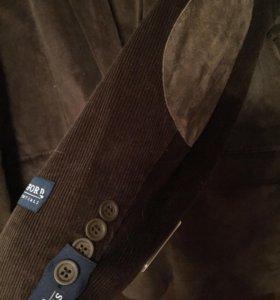 Мужской вельветовый пиджак STAFFORD