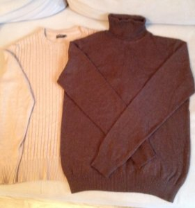 Пуловер и водолазка BAON