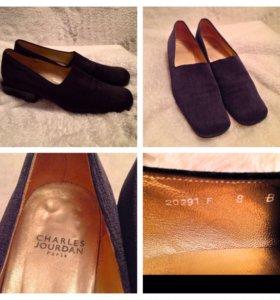 Туфли Charles Jourdan оригинал 39 размер