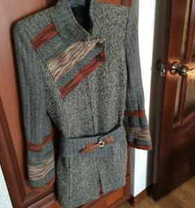 Пальто и плащ в отличном состоянии