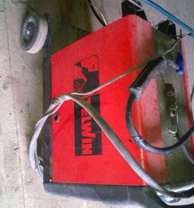 Сварочный аппарат telwin bimax 182 Turbo