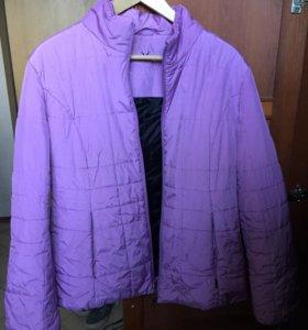 Куртка 50р-р