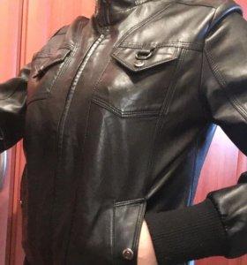 Кожанка Куртка
