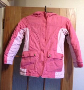 Куртка на девочку, 7-8 лет