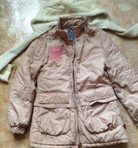 Куртка для девочки Orby