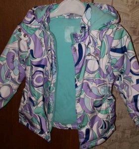 Barkito Баркито куртка на девочку 98
