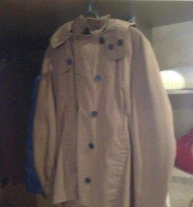Продаётся куртка пальто (новое)