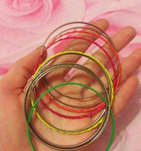 Браслеты-кольца