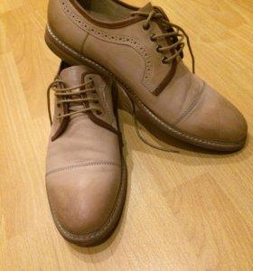мужские ботинки 44 р-р