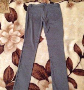 Униженые брюки новые