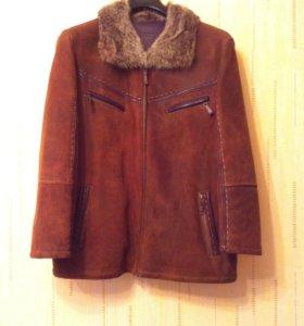 Новая дубленка/куртка. Зима
