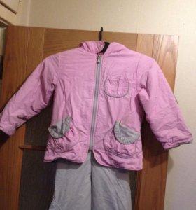 Шалуны куртка, рост 110