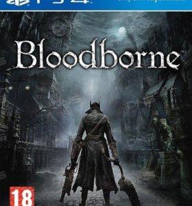 Bloodborne игра на ps4.