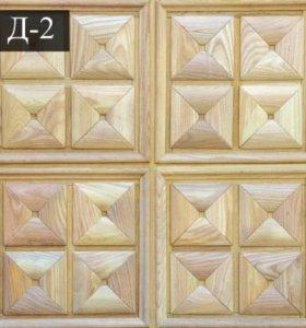 Декоративные решетки потолочные стеновые панели