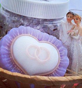 Мыло свадебное