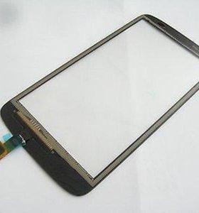 Тачскрин HTC Desire 526G Dual/526G+ Dual Черный
