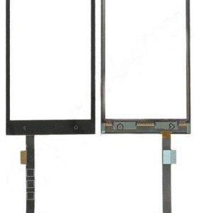 Тачскрин HTC Desire 601/Desire 601 Dual Черный