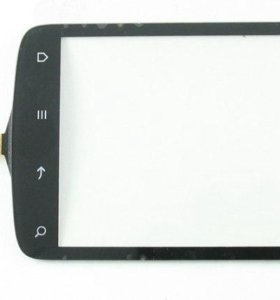 Тачскрин HTC Desire S/G12 Черный
