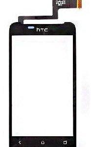 Тачскрин HTC One V/T320 Черный