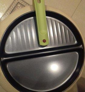 Новая сковорода.