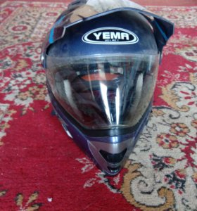 Шлем мотокросс
