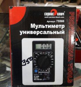Мультиметр (тестр)
