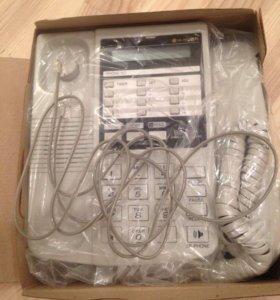 Однолинейный проводной телефон LG GS-472H