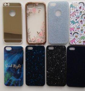 Чехлы iPhone 5/5s/5C