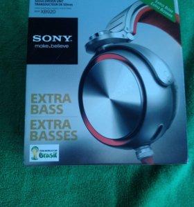 Наушники Sony MDR-XB920
