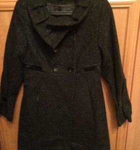 Пальто , идеально для беременных мамочек