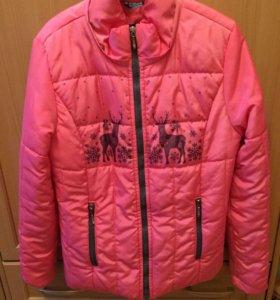 Межсезонная женская куртка