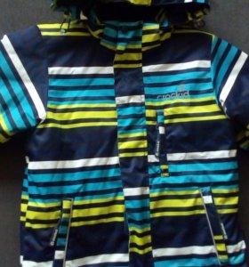 Демисизонная курточка на мальчика.