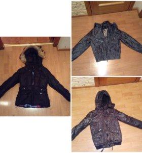 Куртки зимние,осенние