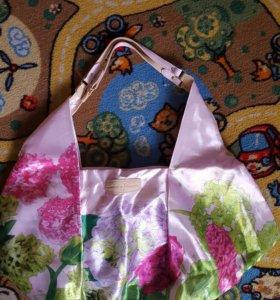 Летняя сумка Летуаль.