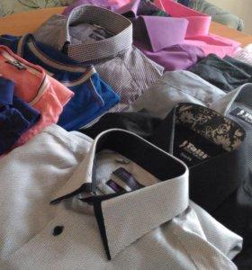 Рубашки кофты ,по 500 рублей