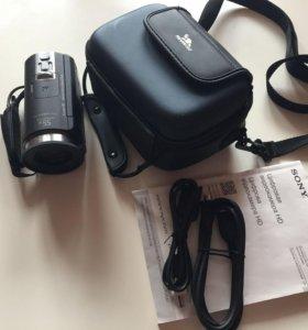 Виодеокамера Sony handycam hdr-cx 400