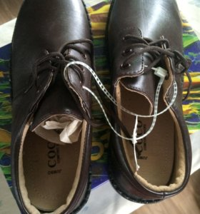 Ботинки для мальчика,размер37