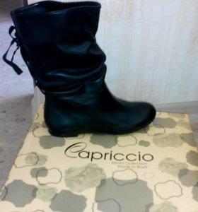 Новые полусапоги Capriccio