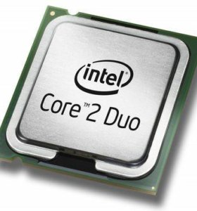 Процессор Intel® Core™2 Duo E6750