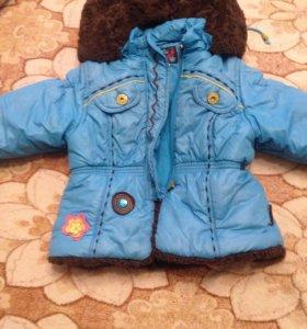 Куртка 92 р