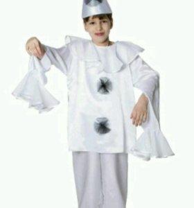 Карнавальный костюм Пьеро прокат