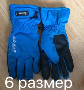 Перчатки 6 размер(5-7лет )