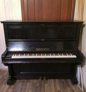 Немецком пианино