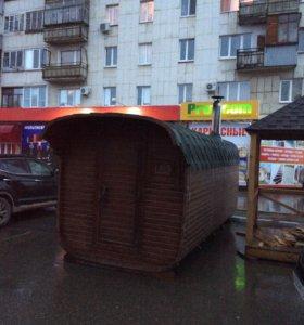 Бани Бочки в наличии в Оренбурге