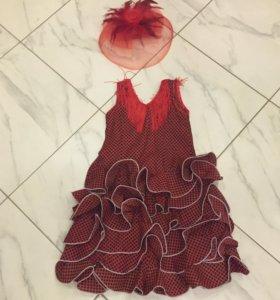 Испанское платье р.128