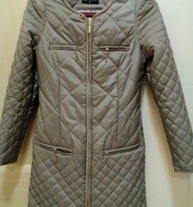 Утепленное пальто Savage