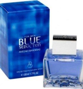 Blue SeductionAntonio Banderas- это аромат для м