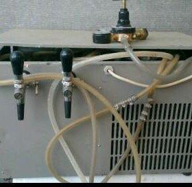 Аппарат для розлива кваса,пива,лимонада