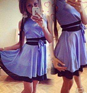 Платье 42-44, новое