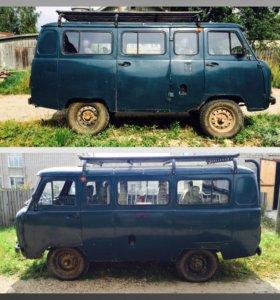 Автомобиль УАЗ 22069